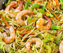 Shrimp-Chow-Mein